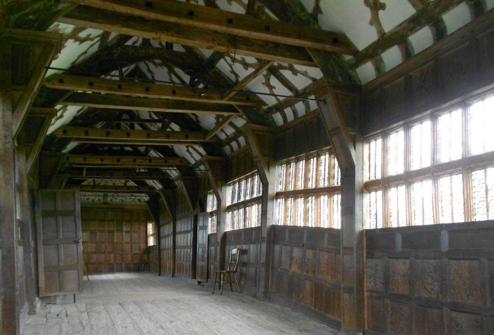 Little Moreton Hall Interiors